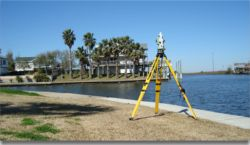 Land Survey Galveston County
